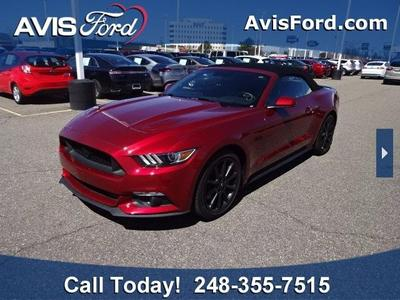 Certified 2016 Ford Mustang GT Premium