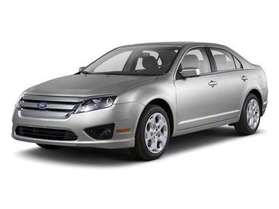 Used 2011 Ford Fusion SEL