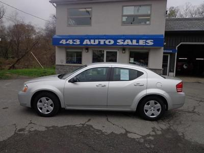 Used 2010 Dodge Avenger SXT