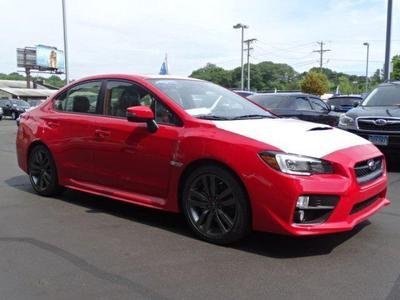 New 2017 Subaru WRX Limited