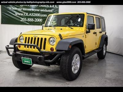 Used 2008 Jeep Wrangler Unlimited X