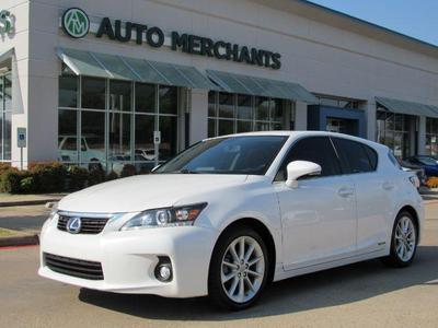 Used 2013 Lexus CT 200h Base