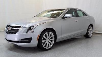 Used 2017 Cadillac ATS 2.0L Turbo Luxury