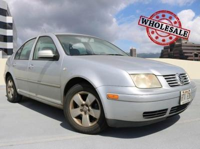Used 2003 Volkswagen Jetta GLS