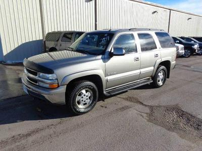 Used 2003 Chevrolet Tahoe LT