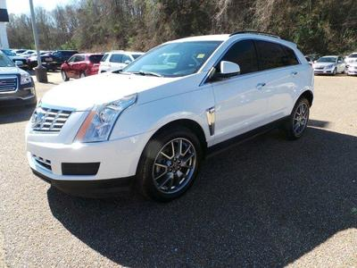 Certified 2015 Cadillac SRX Base