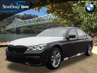 New 2017 BMW 750 i xDrive