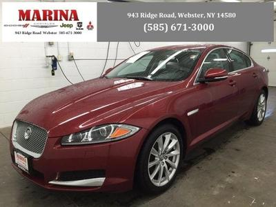 Used 2013 Jaguar XF
