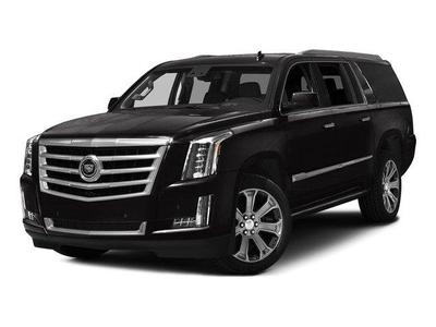 Used 2015 Cadillac Escalade ESV Luxury