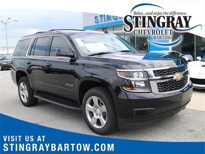 New 2018 Chevrolet Tahoe LS