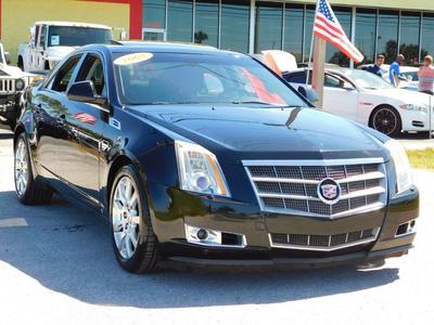2008 Cadillac CTS Base