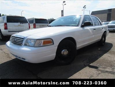 Used 2008 Ford Crown Victoria Police Interceptor