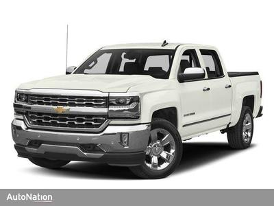 New 2018 Chevrolet Silverado 1500 1LZ