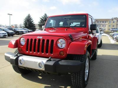 Used 2012 Jeep Wrangler Sahara