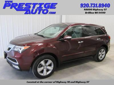 Used 2011 Acura MDX 3.7L Advance