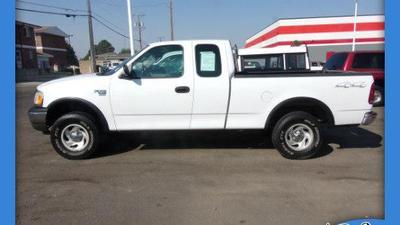Used 2002 Ford F-150