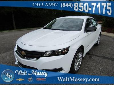New 2018 Chevrolet Impala 1LS
