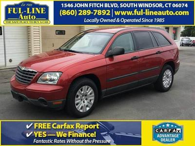 Used 2006 Chrysler Pacifica Base