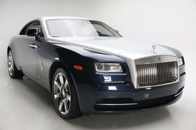 Used 2015 Rolls-Royce Wraith Base