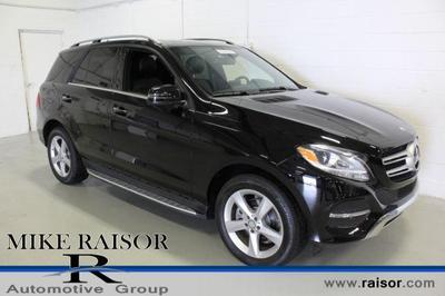 Used 2016 Mercedes-Benz GLE 350
