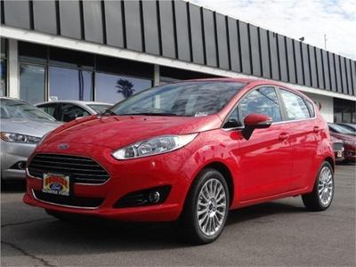 New 2014 Ford Fiesta Titanium
