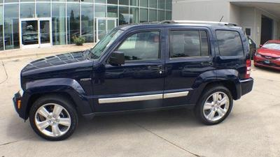 Used 2012 Jeep Liberty Jet