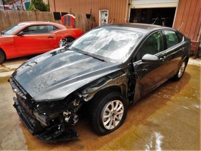 Used 2015 Ford Fusion S