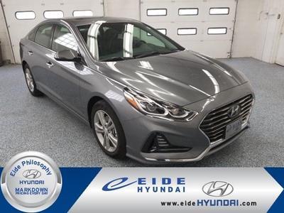 New 2018 Hyundai Sonata Limited