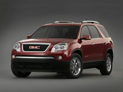 Used 2012 GMC Acadia SLT-1