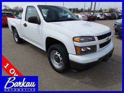 Used 2012 Chevrolet Colorado