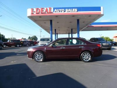 Used 2011 Lincoln MKZ Base