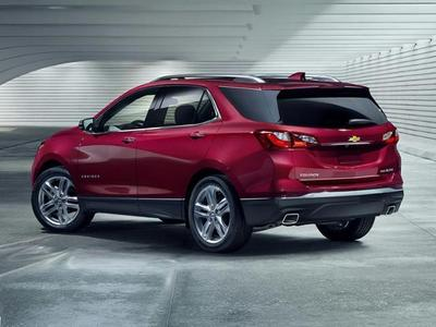 New 2018 Chevrolet Equinox LS