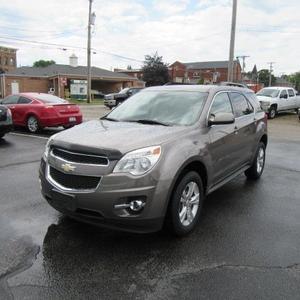 Used 2011 Chevrolet Equinox 2LT