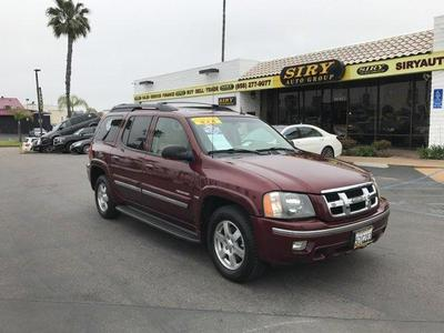Used 2004 Isuzu Ascender Limited
