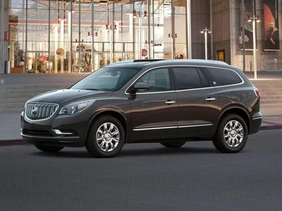 Used 2017 Buick Enclave Leather