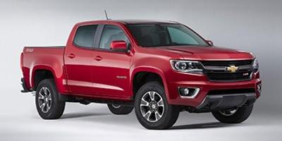 New 2018 Chevrolet Colorado Z71