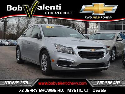 New 2016 Chevrolet Cruze Limited LS