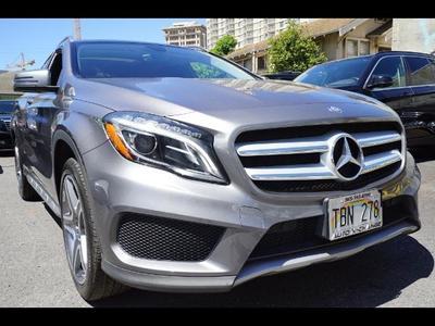 Used 2015 Mercedes-Benz GLA 250 4MATIC