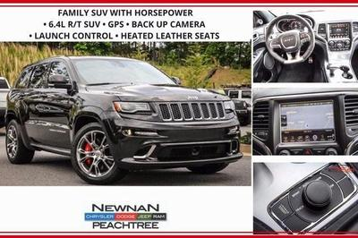 Used 2014 Jeep Grand Cherokee SRT
