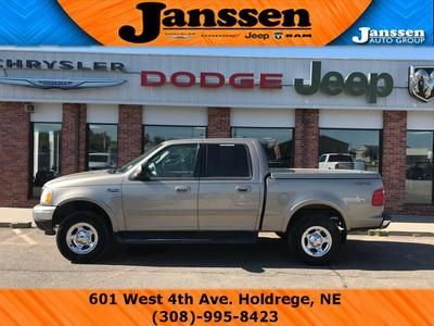 Used 2001 Ford F-150 SuperCrew