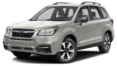 New 2017 Subaru Forester 2.5i
