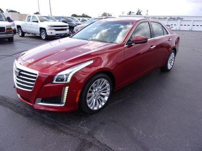 Used 2017 Cadillac CTS 3.6L Premium Luxury