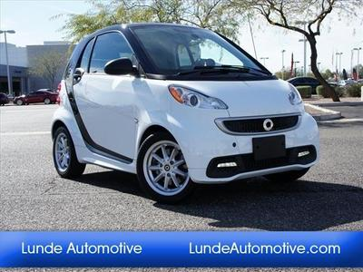 Used 2014 smart ForTwo Electric Drive passion