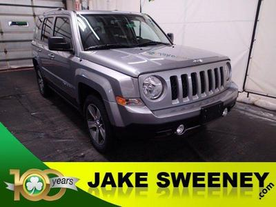 New 2017 Jeep Patriot High Altitude