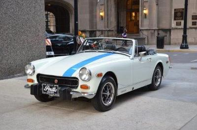 Used 1974 MG Midget