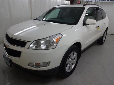 Used 2012 Chevrolet Traverse 2LT
