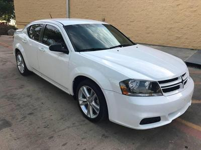 Used 2014 Dodge Avenger SE