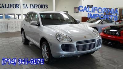 Used 2006 Porsche Cayenne Turbo