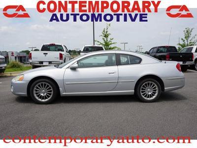 Used 2004 Chrysler Sebring Limited
