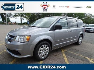 New 2016 Dodge Grand Caravan AVP/SE